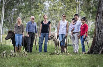 Giddy up: help for plump ponies is fast on its way - Horseyard.com.au