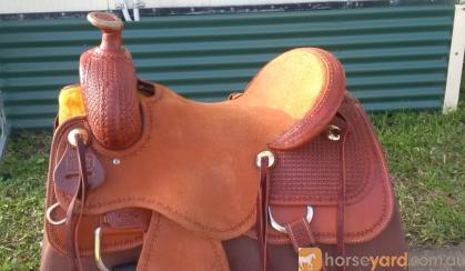 Roping Saddles x 2  on HorseYard.com.au