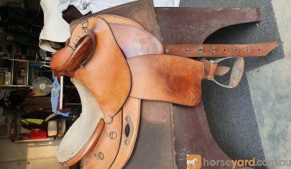 DAVE ROGAN FENDER on HorseYard.com.au