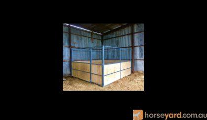 Portable Stable on HorseYard.com.au