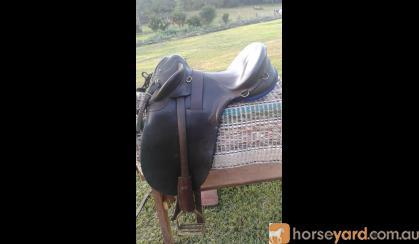 DON HARDING Stock Saddle on HorseYard.com.au