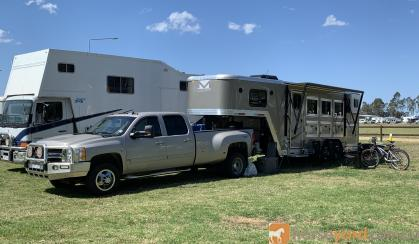 2018 USA merhow float with living on HorseYard.com.au