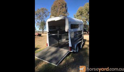 Caprice Double Horse Float on HorseYard.com.au