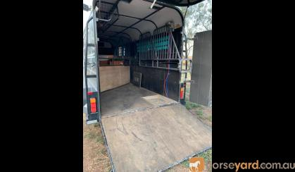 PBL Gooseneck 3 horse on HorseYard.com.au