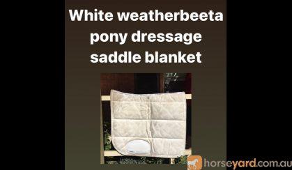 Weatherbeeta Saddle Blankets on HorseYard.com.au