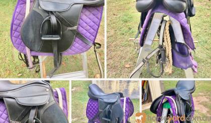 Kincade' Saddle Pack on HorseYard.com.au