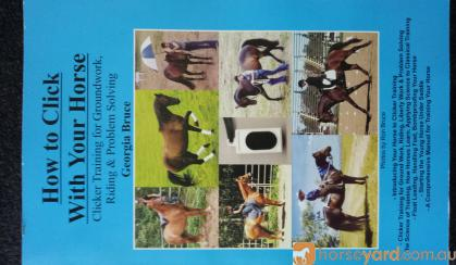 10 x quality horse and rider training books on HorseYard.com.au