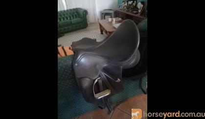 Isabel dressage saddle for sale  on HorseYard.com.au