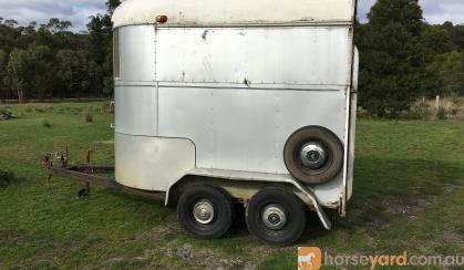 Double Extended Horsefloat on HorseYard.com.au