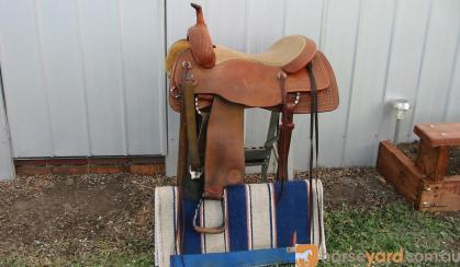 Cutting Saddle on HorseYard.com.au