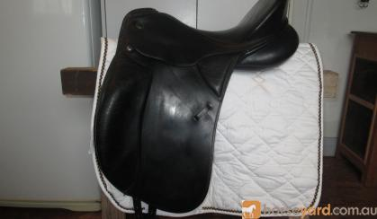 Kieffer Kur Excellent Dressage Saddle on HorseYard.com.au