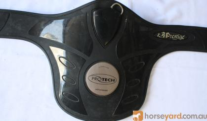 Black Stud Girth on HorseYard.com.au