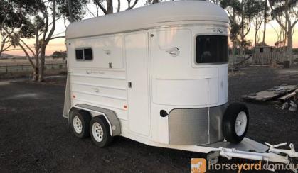 Rowville 2013 T1 Straight Load Float on HorseYard.com.au