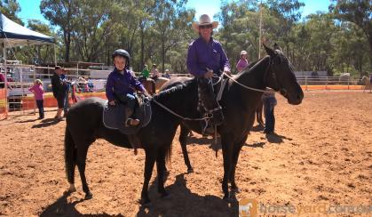 DUAL REG Riding pony - educated on HorseYard.com.au