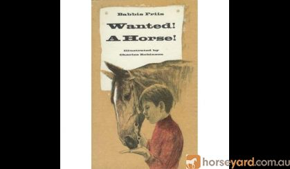 Wanting beginners horse on HorseYard.com.au