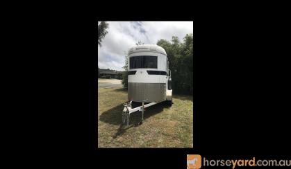 Kentucky 2 horse float on HorseYard.com.au