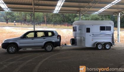 2016 Rowville Legend 2HSL on HorseYard.com.au