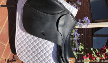 PESSOA GENX ELITE SJ SADDLE on HorseYard.com.au