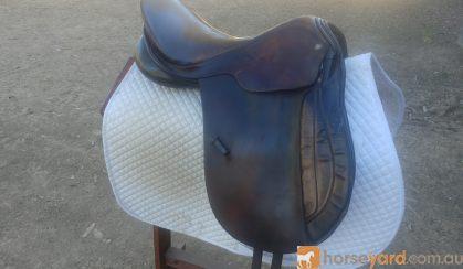 Hubertus All Purpose Saddle on HorseYard.com.au