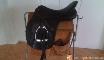 Wintec All Purpose Saddle on HorseYard.com.au