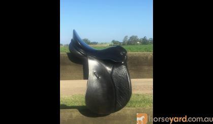 Kieffer Sattelmacher Saddle on HorseYard.com.au