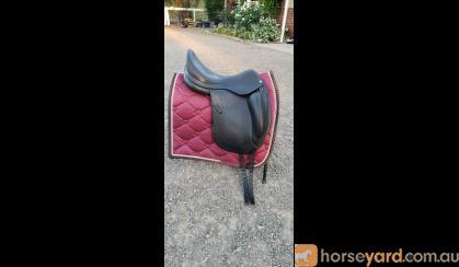 Equipe Olympia Dressage Saddle on HorseYard.com.au