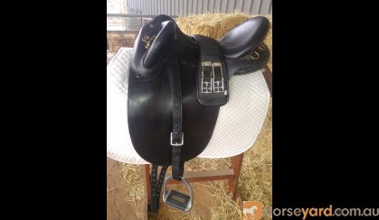 Bates Kimberley Stock Saddle on HorseYard.com.au
