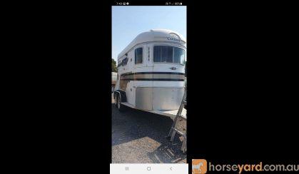 Coachman horse float on HorseYard.com.au
