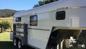 2017 Gooseneck Kara Kar Adventurer For Sale on HorseYard.com.au
