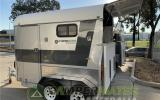 Most affordable essential extended 2-horse straight load float on sale. on HorseYard.com.au (thumbnail)