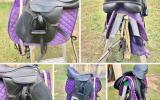 Kincade' Saddle Pack on HorseYard.com.au (thumbnail)