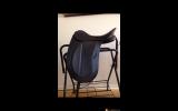 Bates Precieux dressage saddle on HorseYard.com.au (thumbnail)