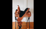 Imported Tammy Fischer Barrel Racing Saddle  on HorseYard.com.au (thumbnail)