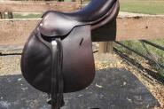 "17.5"" Butet Classic Jump Saddle on HorseYard.com.au"
