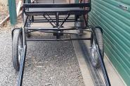 4 Wheel Pony Carriage on HorseYard.com.au