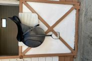 Black County All Purpose Saddle with mounts on HorseYard.com.au