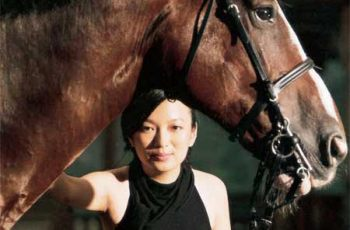 Equestrian In China - Horsey People