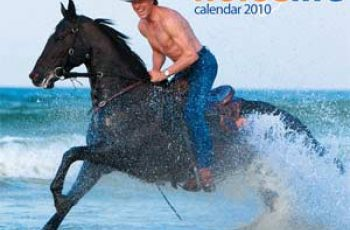 Hunky Horsemen Saddle Up For A Good Cause